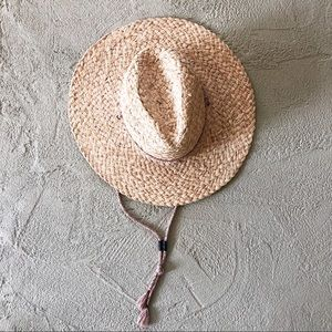 Madewell straw hat